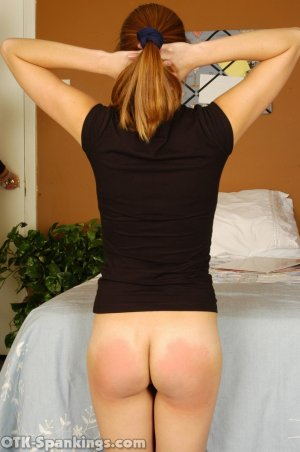 OTK Spankings - Monica Leaves The Top Down - image 2