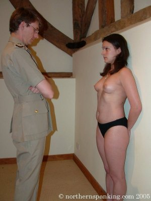 Northern Spanking - Caught At Customs - Full - image 5
