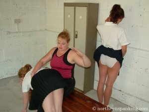 Northern Spanking - On Report - Full - image 6