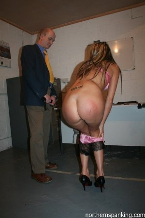 Northern Spanking - County Court Judgement - image 1