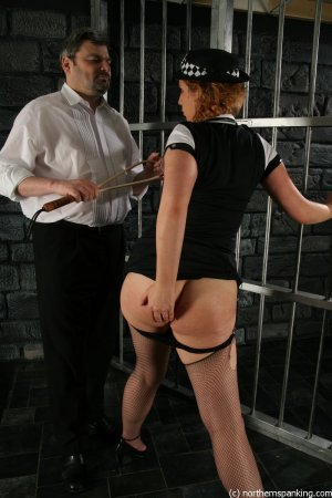 Northern Spanking - Wrong Arm Of The Law - image 1