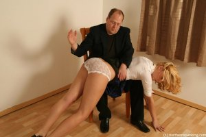 Northern Spanking - The Imperfect Schoolgirl - image 3