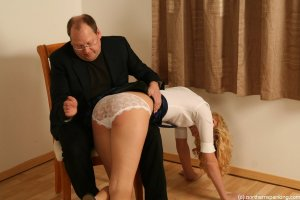 Northern Spanking - The Imperfect Schoolgirl - image 8