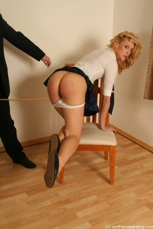 Northern Spanking - The Imperfect Schoolgirl - image 6