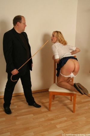 Northern Spanking - The Imperfect Schoolgirl - image 14