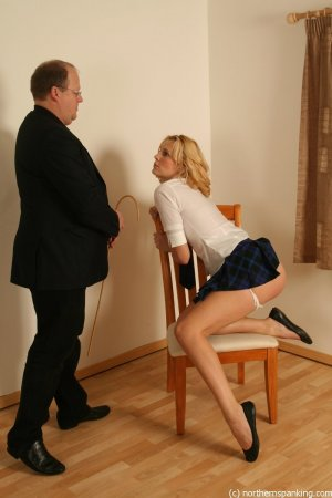 Northern Spanking - The Imperfect Schoolgirl - image 2