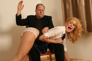 Northern Spanking - The Imperfect Schoolgirl - image 11