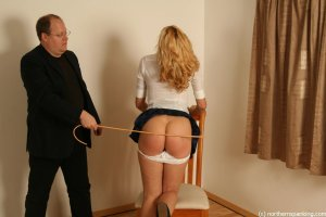 Northern Spanking - The Imperfect Schoolgirl - image 18