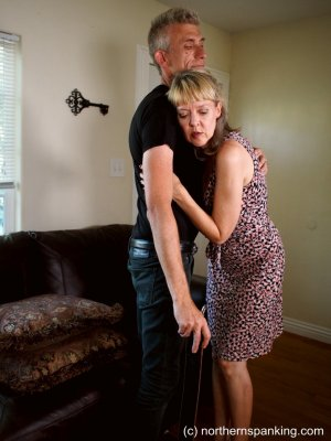 Northern Spanking - Introducing Clare Fonda - Full - image 1