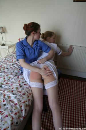 Northern Spanking - Off Duty - Full - image 2