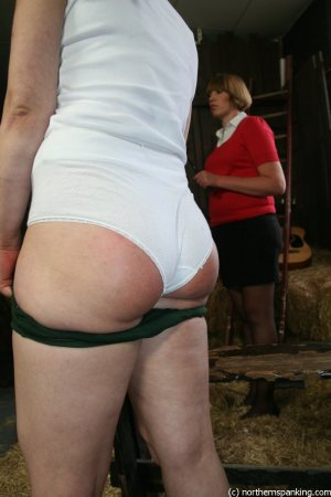 Northern Spanking - In The Barn - Full - image 5