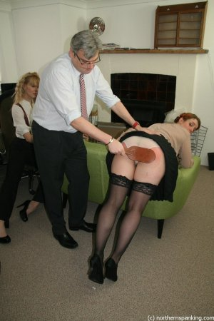 Northern Spanking - Improving Circulation - Full - image 2