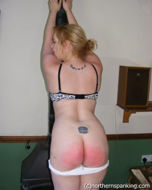 Northern Spanking - The Bicycle Of Discipline 2 - Full - image 1