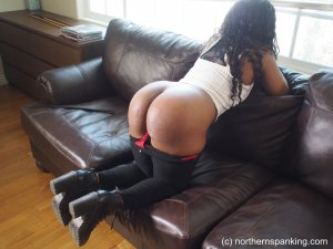 Northern Spanking - Sunnie's Spanking Showreel - Full - image 9