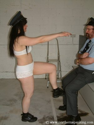 Northern Spanking - Marching Orders - image 2
