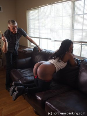 Northern Spanking - Sunnie's Spanking Showreel - Full - image 11