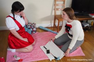 Northern Spanking - What She Really Wanted For Christmas - Full - image 7