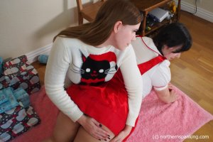 Northern Spanking - What She Really Wanted For Christmas - Full - image 10
