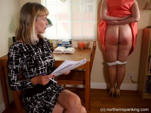 Northern Spanking - Missed The Meeting - image 3