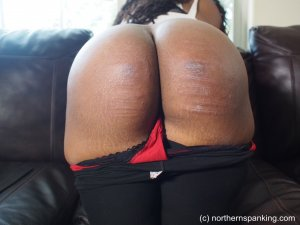 Northern Spanking - Sunnie's Spanking Showreel - Full - image 6