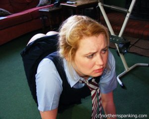 Northern Spanking - The Bicycle Of Discipline 2 - Full - image 8