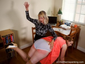 Northern Spanking - Missed The Meeting - image 6