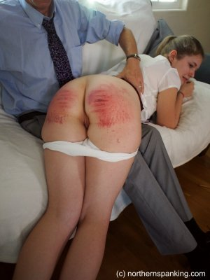 Northern Spanking - Caning Apricot - image 4