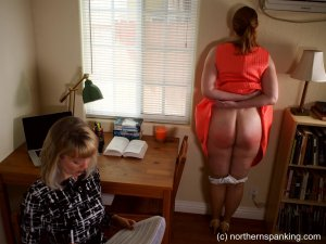 Northern Spanking - Missed The Meeting - image 18