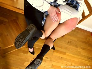 Northern Spanking - Dorothy's Strict Tutor - Part One - image 2