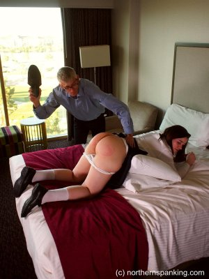 Northern Spanking - Explain Your Behavior - image 6