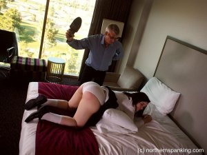 Northern Spanking - Explain Your Behavior - image 9