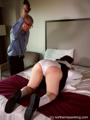Northern Spanking - Explain Your Behavior - image 4