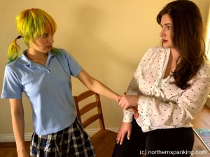 Northern Spanking - Dorothy's Strict Tutor - Part One - image 18