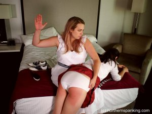 Northern Spanking - Hd Films - Slacking Off - image 4