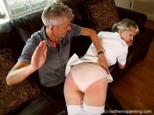 Northern Spanking - A Lesson In Time Management - image 9