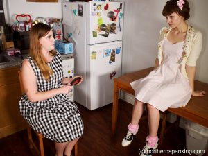 Northern Spanking - Potty Mouth Punishment - image 6