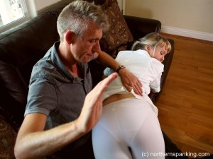 Northern Spanking - A Lesson In Time Management - image 4