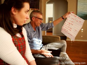 Northern Spanking - Hd Films - Casey's Christmas List - image 3