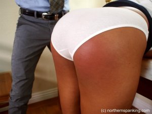 Northern Spanking - A Caning For Cleo - image 2