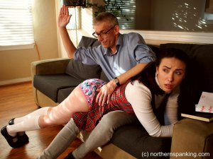 Northern Spanking - Hd Films - Casey's Christmas List - image 1