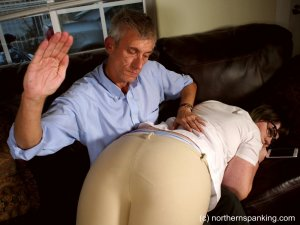 Northern Spanking - Spanked In Her Jodhpurs - image 14