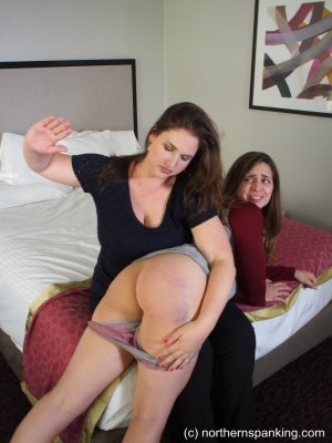Northern Spanking - Daddy's Girl - image 4