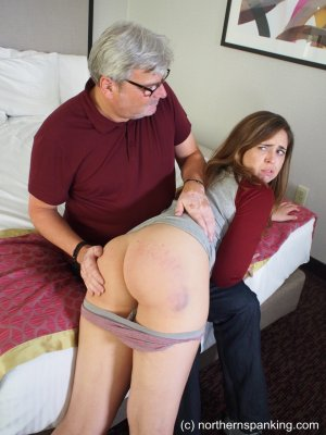 Northern Spanking - Daddy's Girl - image 3