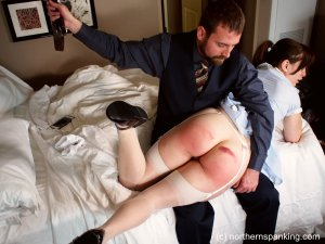 Northern Spanking - Making Time For Punishment - image 6