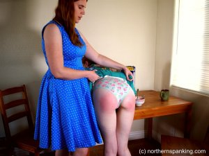Northern Spanking - Badge Of Honor - image 3