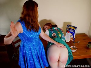 Northern Spanking - Badge Of Honor - image 5