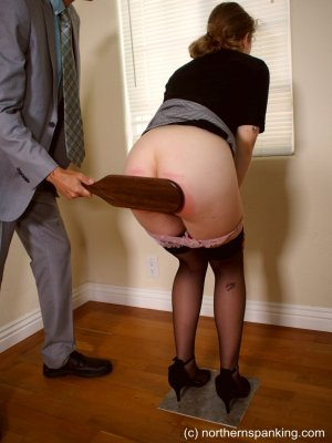 Northern Spanking - Apricot's Punishment - Full - image 9