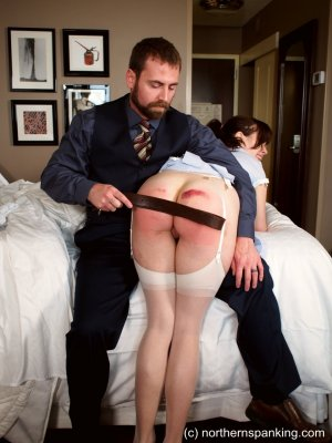 Northern Spanking - Making Time For Punishment - image 14