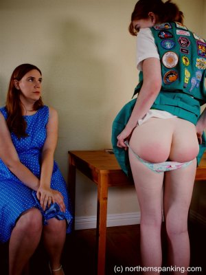 Northern Spanking - Badge Of Honor - image 10