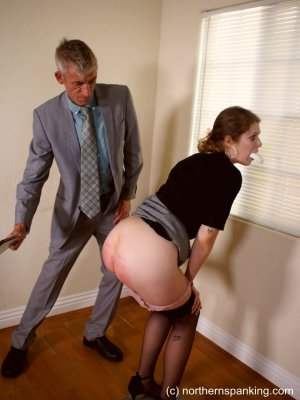 Northern Spanking - Apricot's Punishment - Full - image 8